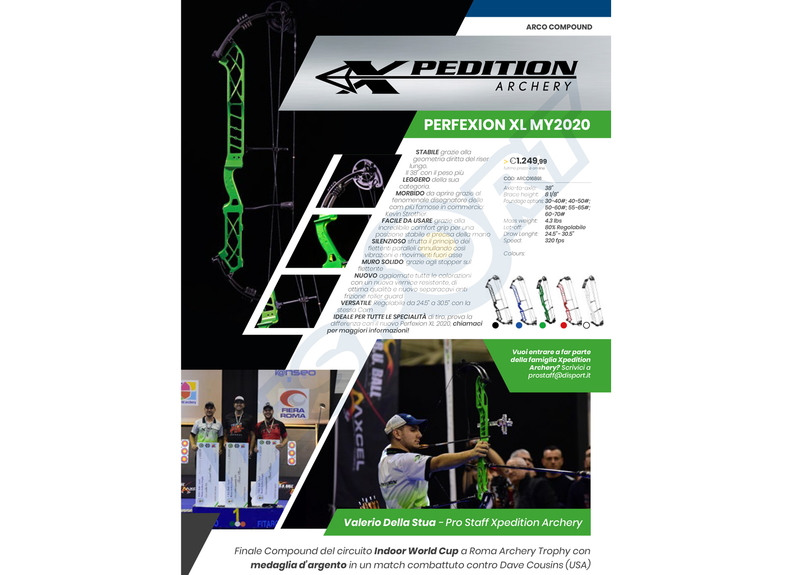 XPEDITION ARCO COMPOUND PERFEXION XL MY2020