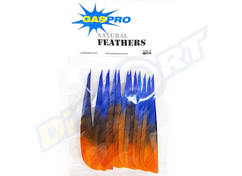 GAS PRO NATURAL FEATHERS 4'' PARABOLIC CONF. 12 EAGLE VERSION