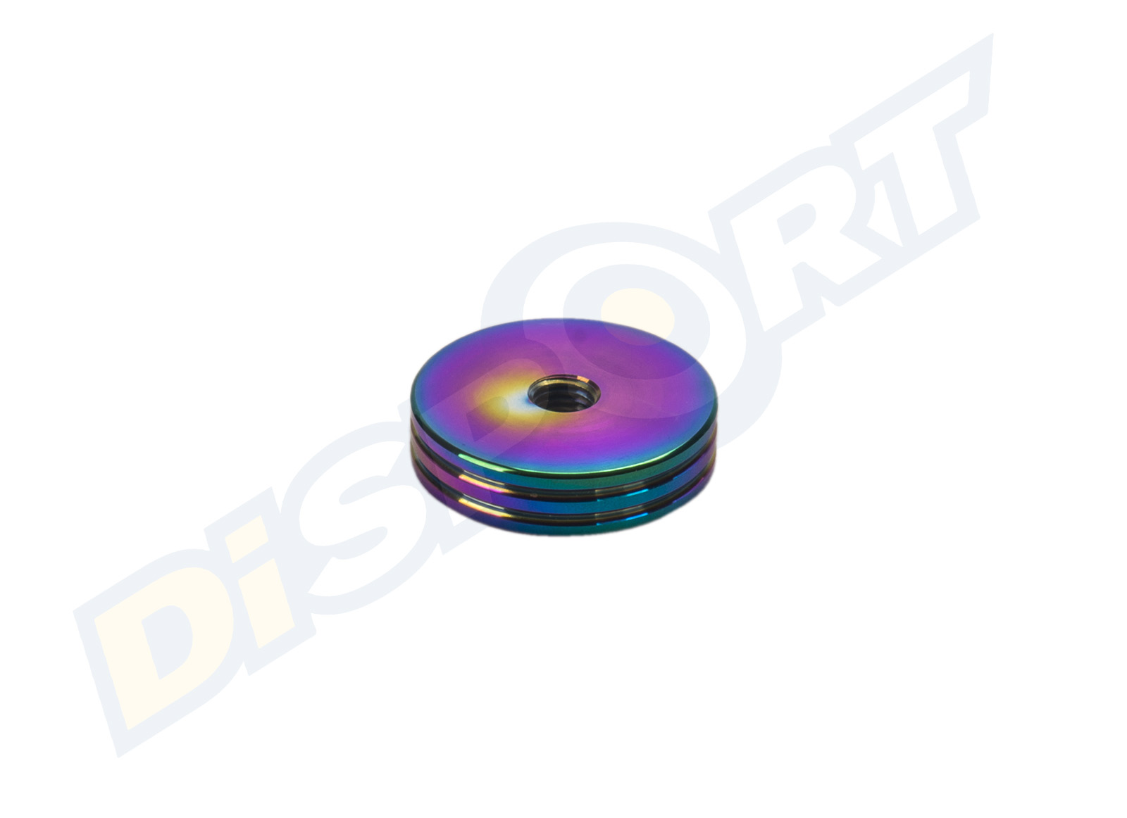 W&W DISC COLOR WEIGHT 60gr - SET 3 WEIGHTS